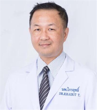 泰国然禧医院Dr.Kririt医师