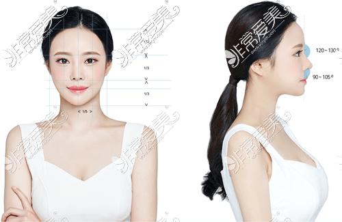 韩国TS整形外科鼻修复