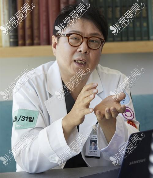 韩国4月31日整形医院金载勋院长
