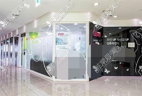 韩国Qline整形外科