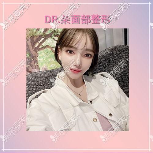 韩国dr朵隆鼻术后照片